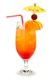 Image result for Fruity Drinks with Little Umbrellas!..
