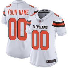 Custom Jersey Jersey Cleveland Cleveland Browns Jersey Custom Cleveland Browns Browns Custom
