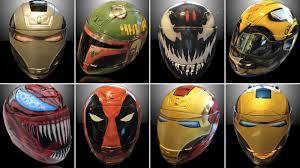 superhero helmets unfortunately won t make you invincible on the road