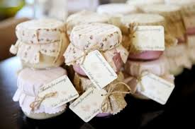 Jam Jar Decorating Ideas 100 DIY Baby Shower Favors 93