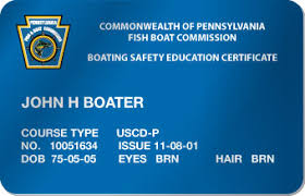 To How Pennsylvania Replacement License Boating Get A