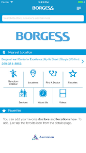 My Borgess Health Chart Borgess Health By Ascension Health