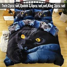 duvet covers bedding sets 3d black
