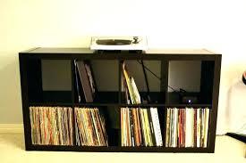 vinyl record storage shelves shelving units shelf diy plans stor