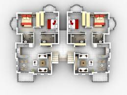 Endearing Modern Apartment Design Plans Best Building With Complex - Small apartment floor plans 3d