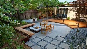wonderful modern backyard landscaping