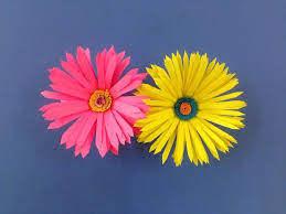 make paper flower