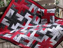 5 Free Jelly Roll Quilting Patterns & Photo via suzy6281 Adamdwight.com
