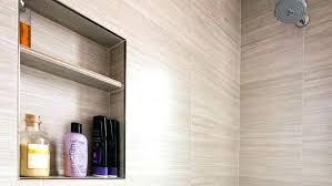 kerdi shower niche schluter kerdi shower niche installation