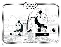 Coloring Page Thomas The Train Coloring Pages The Train Download