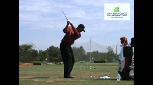 Tiger Woods 2000 Golf Swing - YouTube