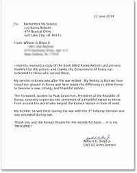 thank you letters to veterans exles personal thank you letter sle for a gift sle of