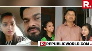 Bjp Mlas Daughter Fears For Life After Marrying Dalit Re