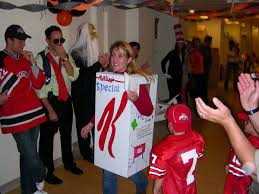 Perfect Special K Cereal Costume