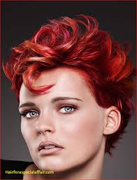 Hairstyles And Cuts And Colors Red Hair Color For Short Hairstyles
