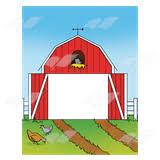 red barn clip art transparent. Open Door Clipart Barn #9 Red Clip Art Transparent