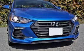 2017 Hyundai Elantra Sport Road Test | CarCostCanada