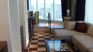 Skylofts 2 Bedroom Loft Suite Mgm Skyloft 3 Bedroom Walk Through Partial Youtube