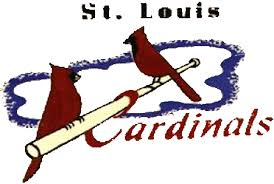 St. Louis Cardinals Wordmark Logo - National League (NL) - Chris ...