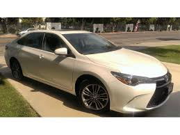 2016 Toyota Camry for Sale by Owner in Cedar City, UT 84721
