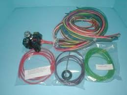 classic vw wiring harness and electrical components rebel wire sand rail harness kit