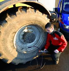 Tractor Tyres Make Sure Your Pressures Are Right Farmers