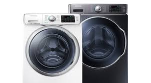 washing machine and dryer. video washing machine and dryer