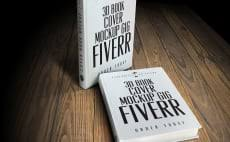 i will convert your 2d cover into an amazing 3d book mockup