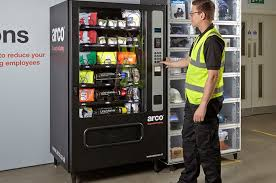 Safety Glasses Vending Machine Stunning How Do We Ensure Our Workforce Are Safe Out Of Hours Safer Highways