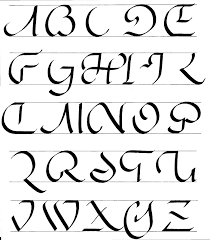Cool Letter Designs Cool Ways To Draw Letters Resume Skills For Server