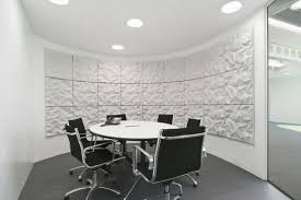 office conference room design. Office Workspace Exciting And Fresh For Profesional Meeting Room With White Round Table Black Set Chair Small Conference Awesome Design