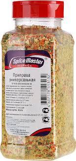 <b>Приправа Spice Master Универсальная</b>, 910 г — купить в ...
