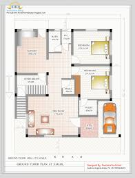 1000 Sq Ft House Plans 3 Bedroom 3d And Duplex Plan Elevation Kerala  Inspirations Pic