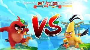 Angry Birds 2 Arena Winning Streak - Tomy vs Chrissica 6 Birds