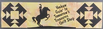 Tomorrow's Treasures Quilt Shop &  Adamdwight.com