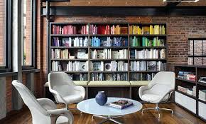 Classic Home Office Design Magnificent Office Library Design Collect This Idea Classic Home Library Design