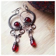 breathtaking red chandelier earrings red chandelier pageant earrings