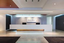Contemporary office reception Reception Room Modern Office Reception Backdrop Design Pinterest Modern Office Reception Backdrop Design Oflihocom Office