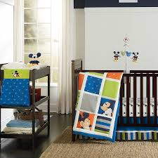 Mickey Mouse Decorations For Bedroom Mickey Crib Bedding