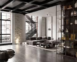 Best  New York Loft Ideas On Pinterest - Industrial apartment