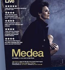 Helen mccrory has died unexpectedly at the age of 52 after a battle with cancer. National Theatre Live Medea Carlton Apartments