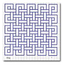 patterns to draw on graph paper