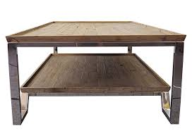 Plank Coffee Table _2 Plank Coffee Table ...