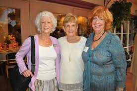 Community Video Archives Luncheon - Lydia McIntire, Jan Gibbs and Mary  Benzel | Your Observer