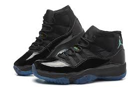 air jordan shoes for girls black. girls air jordan 11 retro gs black gamma blue-black-varsity maize for sale shoes p