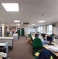 ge lighting has been specified by epping forest district council to supply its lumination led