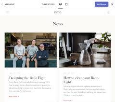 Blog Design Page Blog Design Inspiration 20 Ecommerce Blog Page Examples