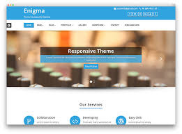 Wordpress Website Templates Impressive 28 Best Free Responsive WordPress Themes 28 Colorlib