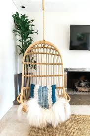 boho hanging chair fantastic macrame