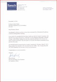 Cuny Recommendation Letter Rome Fontanacountryinn Com